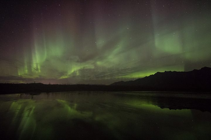 Amazing Aurora Shot By Charles Earnshaw Photography