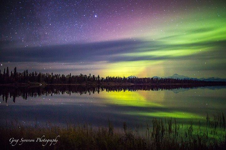 Colorful Aurora. Photo By Greg Syverson Photography and Video. 1,060 Likes